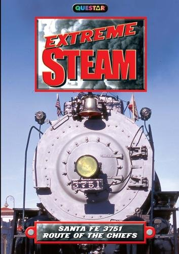Extreme Steam: Santa Fe 3751- Route of the Chiefs