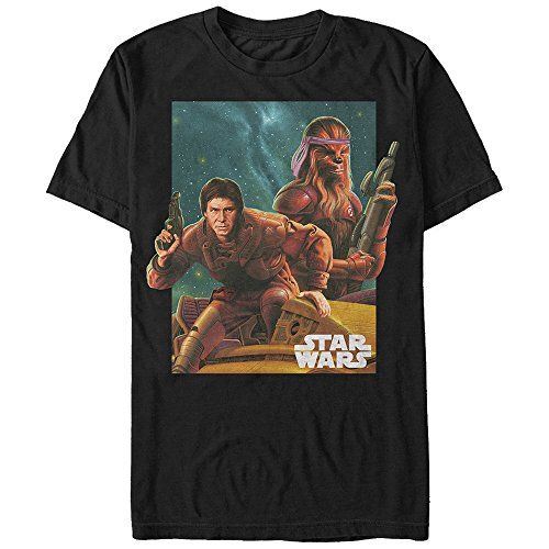 Star Wars Bandana Han T Shirt