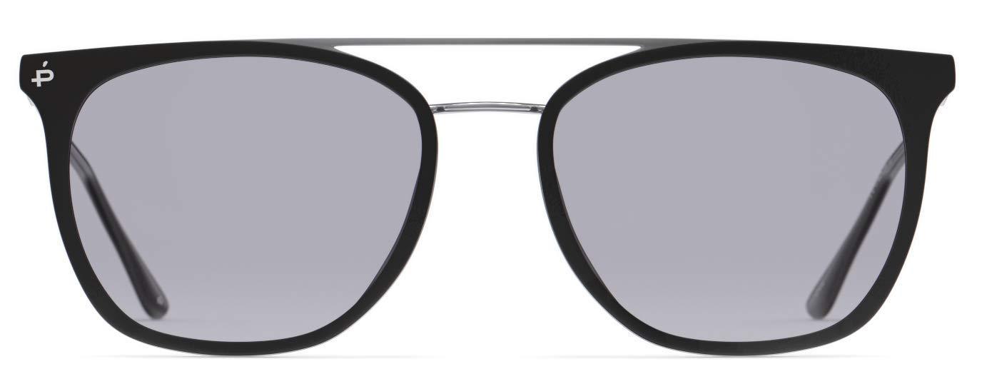 PRIVÉ REVAUX Places We Love Collection''The Aussie'' Square Polarized Designer Sunglasses RandM Colab