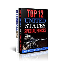 Amazon com: Special Forces 2 Book Bundle:Top 12 United States