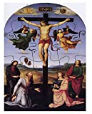 Christ On The Cross (Pino) Jigsaw Puzzle Print 30 Pieces
