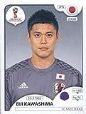 2018 Panini World Cup Stickers Russia #654 Eiji Kawashima Japan Soccer Sticker