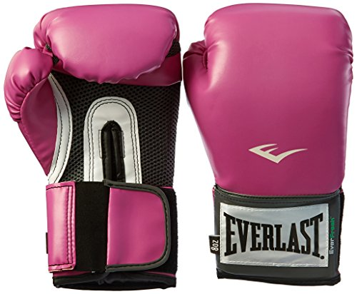 Everlast Women's Pro Style Training Gloves (Pink, 8 oz.)