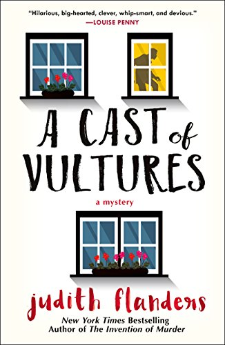 A Cast of Vultures: A Mystery (Sam Clair Book 3) (Industries Flanders)