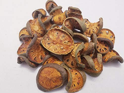 Nature's Lot Dried Quince Slices - Large 8oz Bag - Approx 20 ()