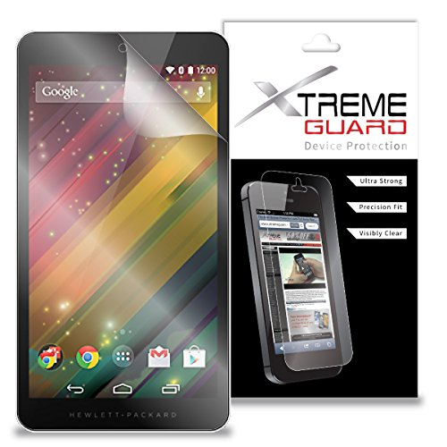 XtremeGuard™ Screen Protector for HP 7 G2 Tablet (Ultra Clear) (Hp 7 G2 Case Orange)