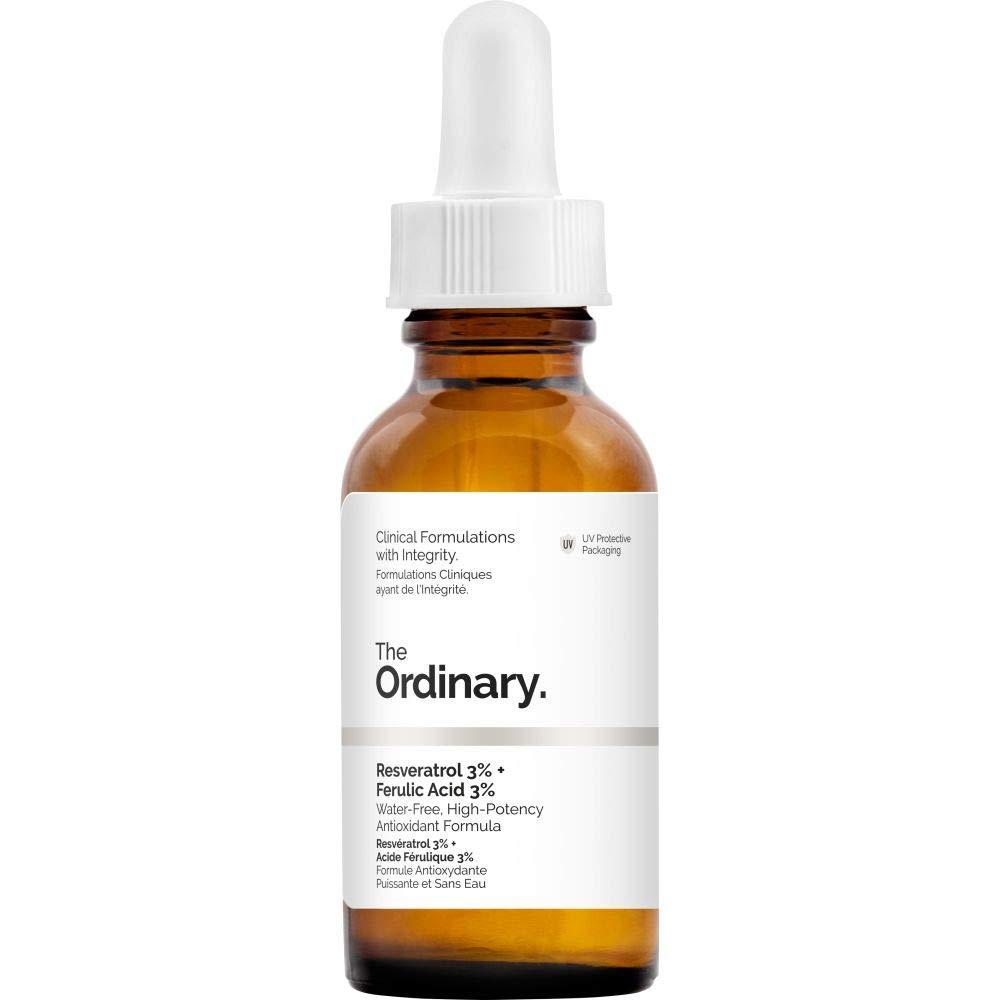 The Ordinary. Resveratrol 3% Ferulic Acid 3% 30 ml