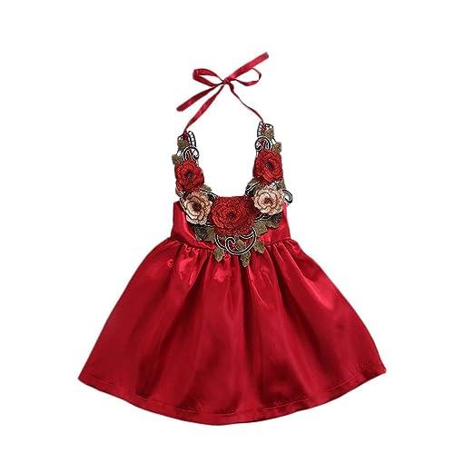 Amazon Com Caiycai 2019 Cute Baby Girl Dress Cute Toddler
