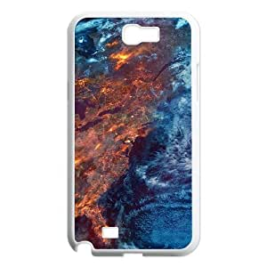 Diy Phone Cover Mass Effect for Samsung Galaxy Note 2 N7100 WEQ919389