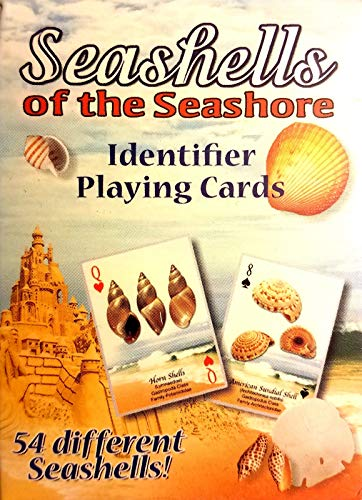 Seashells of the Seashore Playing Card Deck (Card Seashell)