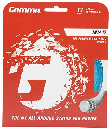 Gamma Sports TNT2 17g String - Blue