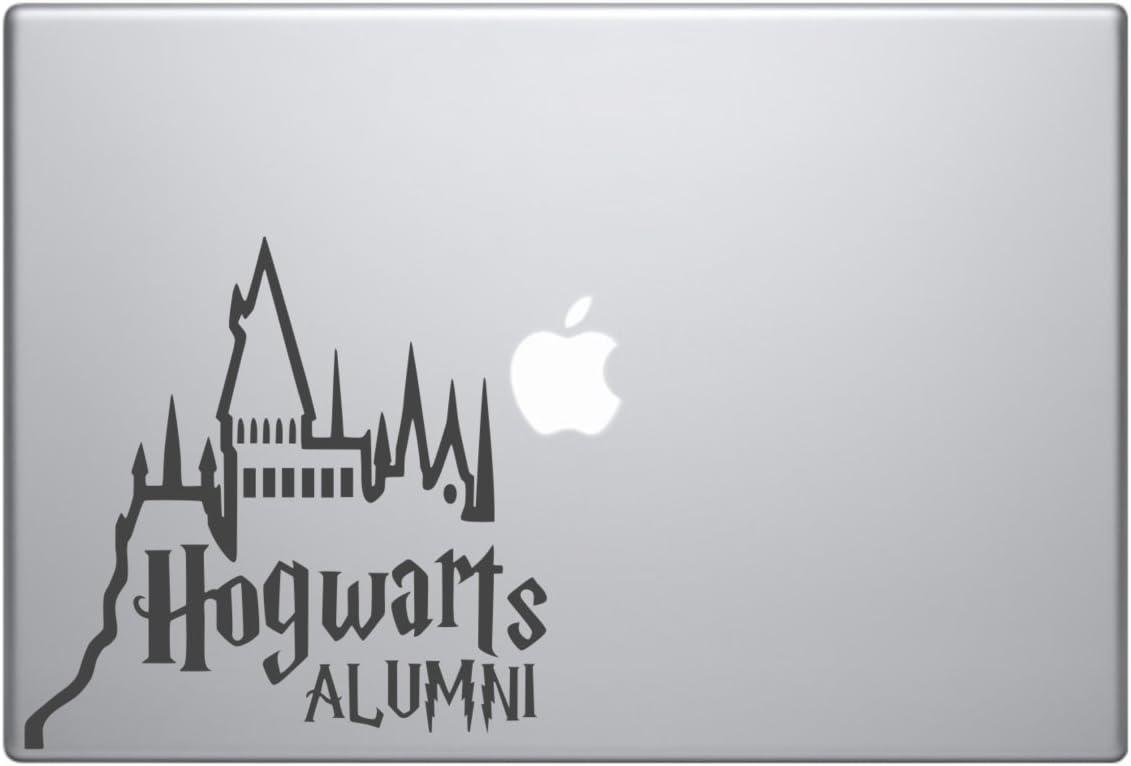 Harry Potter Movies Books Gold 6 Car Truck Vinyl Decal Art Wall Sticker Signage Cafe Hogwarts Alumni Castle