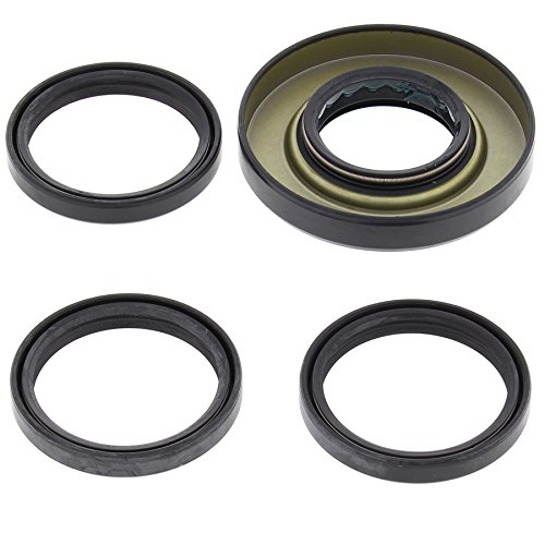 New All Balls Racing Differential Seal Kit 25-2009-5 For Honda TRX 250 TM Recon 1997 1998 1999 2000 2001 2002 2003 2004 2005 2006 2007 2008 2009 2010 2011 2012 2013 2014 2016 2017
