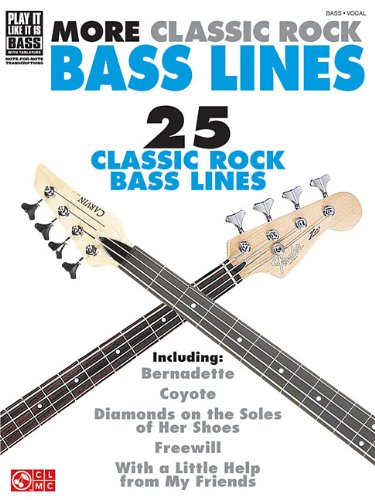 More Classic Rock Bass Lines
