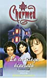 Charmed, tome 3 : Le Sortilège écarlate par Goldsborough