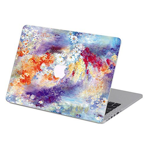 Customized Famous Painting Series Blossom Floral World Special Design Water Resistant Hard Case for Macbook Pro 15'' with Retina Display (Model A1398) by Didos Secret