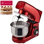 VonShef Electric Food Stand Mixer Mac...