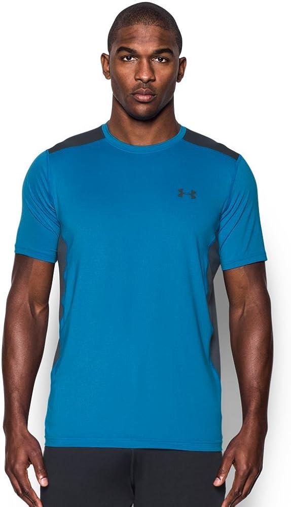 Under Armour UA Raid SS Camiseta Hombre