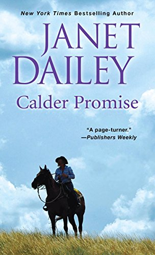 book cover of Calder Promise