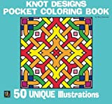 img - for Knot Designs Pocket Coloring Book: 50 Unique Illustrations book / textbook / text book