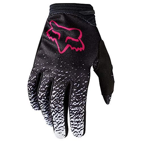 Fox Racing 2018 Womens Dirtpaw Gloves-Black/Pink-XL