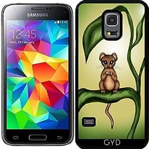 Funda para Samsung Galaxy S5 Mini - Ratón En La Planta by Pezi Creation