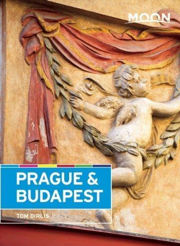 Moon Prague & Budapest (Moon Handbooks) by Dirlis, Tom (2014) Paperback