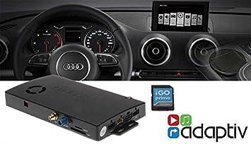 Adaptiv Upgrade Set für Audi Q5 ADV-AU4: Amazon co uk: Electronics