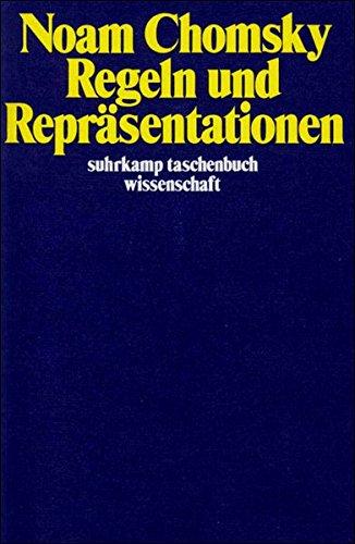 Regeln und Repräsentationen (suhrkamp taschenbuch wissenschaft) Taschenbuch – 31. Mai 1981 Noam Chomsky Helen Leuninger Suhrkamp Verlag 3518279513