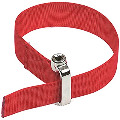 "GEARWRENCH 3/8"" & 1/2"" Drive Heavy-Duty Oil Filter Strap Wrench - 3529D: Home Improvement"