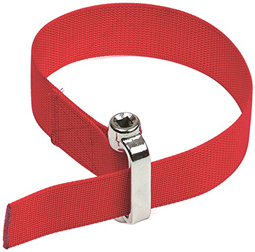 GEARWRENCH 3529D Heavy Duty Oil Filter Strap Wrench, 3/8