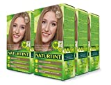 Naturtint Permanent Hair Colorant, 8n Wheat Germ Blonde - 5.6 Fl Oz (6-pack)