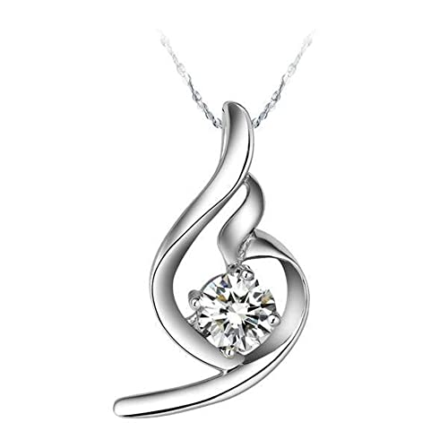 Jewelry & Watches Buy Cheap X Crystal Gold Plated Crystal Angel Necklace