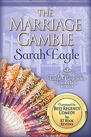 book cover of The Marriage Gamble