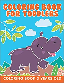 Coloring Book For Toddlers Coloring Book 3 Years Old Jupiter Kids