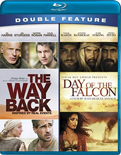 Way Back/Day of the Falcon Double Feature [Blu-ray]