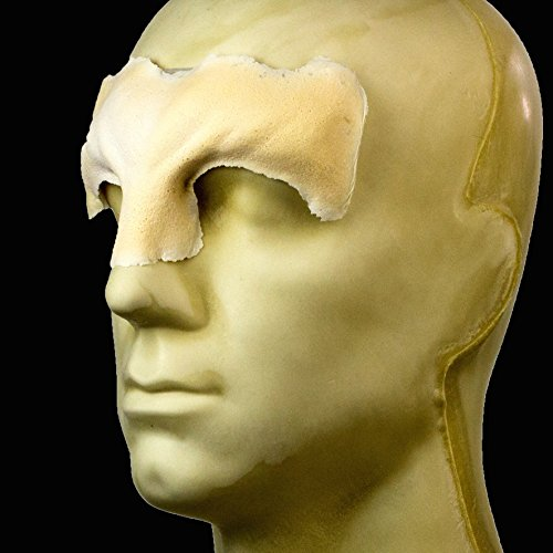 Rubber Wear Foam Latex Prosthetic - Leonine Forehead FRW-084 - Makeup and Theater ()