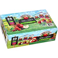 32-Pack Apple & Eve 100% Juice Variety, 6.75 Fl Oz