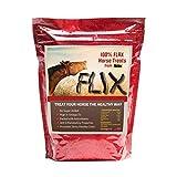 Flix - 100% Flax Treats for Horses