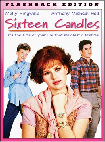 Image result for sixteen candles cover