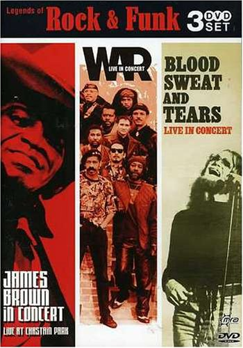 Legends of Rock & Funk [DVD] [Import] B000K7VL2Y