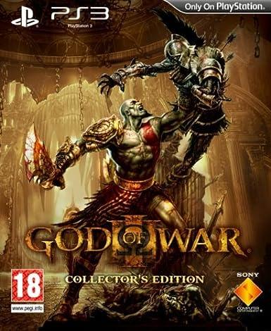 God Of War 3 - Edición Especial: Amazon.es: Videojuegos