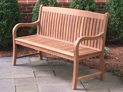 Atlanta Teak Furniture - Teak Bench - 60
