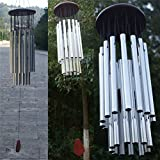 Best Wind Chimes - Amazing Grace Metal Tube Wood Wind Chimes Unique Review