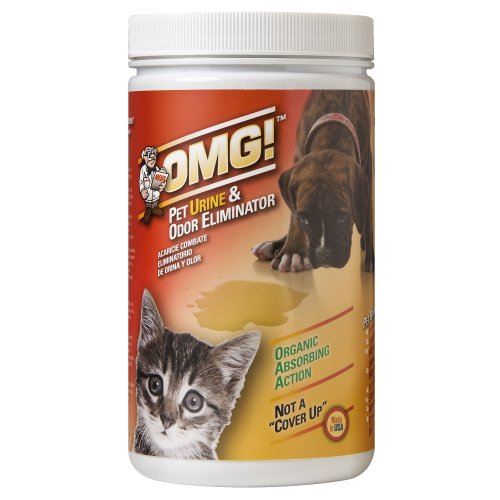 Cat urine odor eliminator recipe