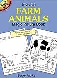Invisible Farm Animals Magic Picture Book