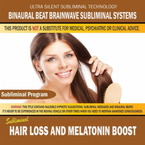 Topical Melatonin for Hair Loss