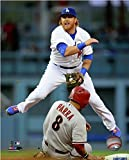 """Justin Turner Los Angeles Dodgers 2014 MLB Action Photo (Size: 8"""" x 10"""")"""