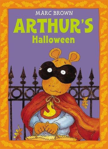 Arthur's Halloween: An Arthur Adventure -