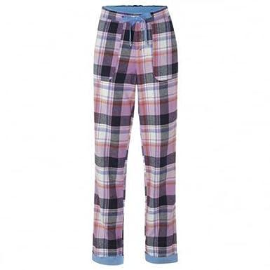 hot sales coupon codes first look White Stuff Ex Ladies Cotton Tartan Checked Pyjama Bottoms ...